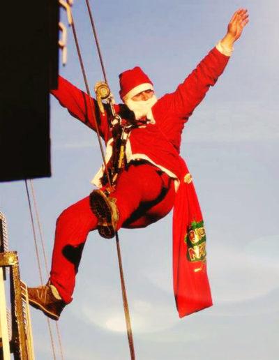 Babbo Natale estremo