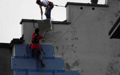 Intervento di riqualificazione a Torino: il pannello Ecap di Edilteco